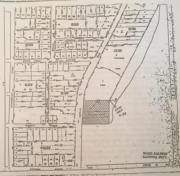 1940 Map